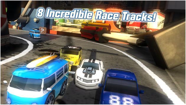 Table Top Racing Free screenshot 2
