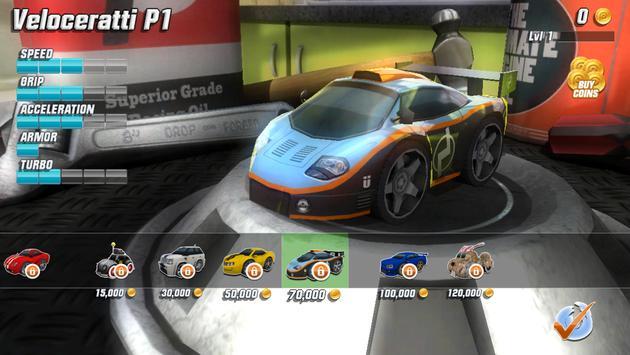 Table Top Racing Free تصوير الشاشة 4