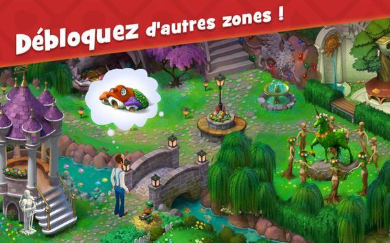 Gardenscapes capture d'écran 21