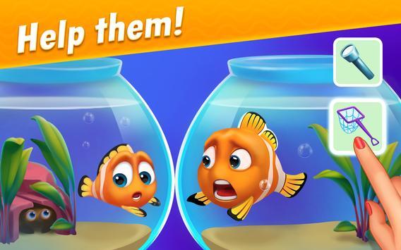 Fishdom скриншот 6