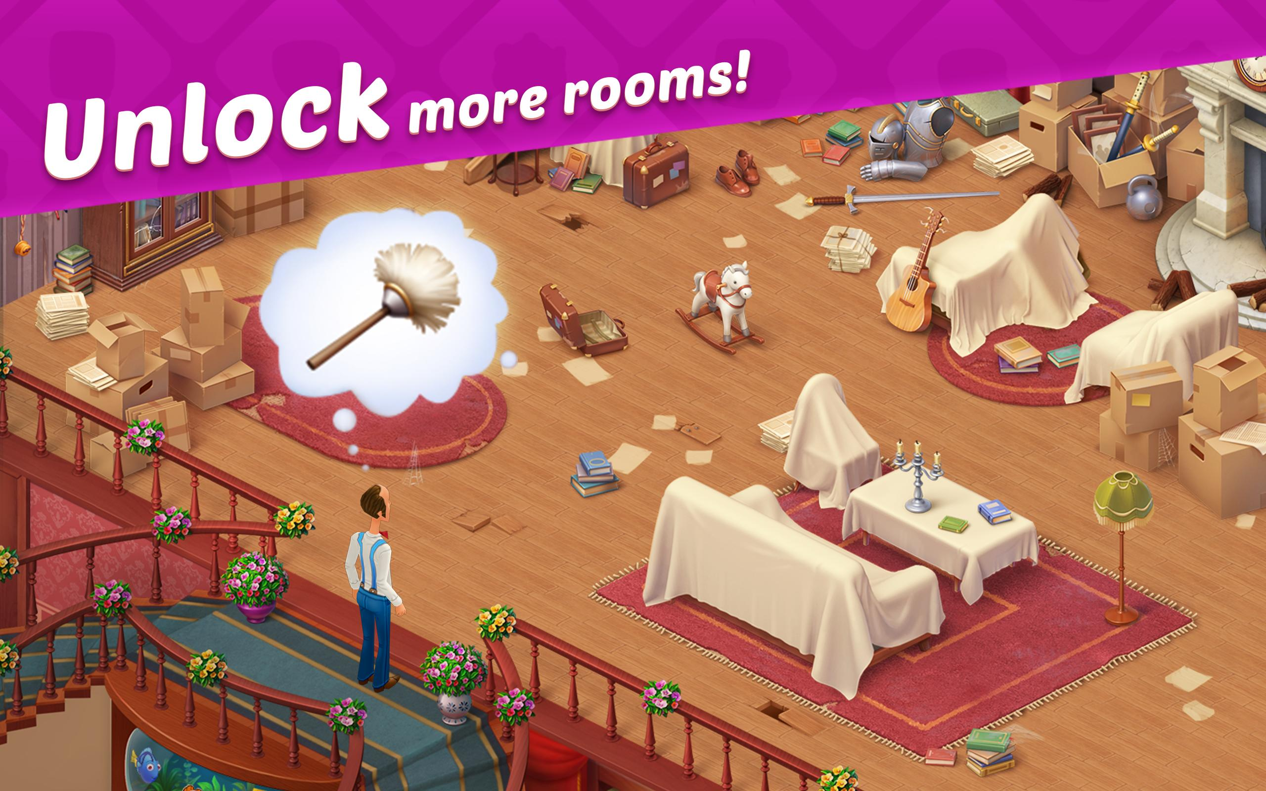 Homescapes for Android - APK Download