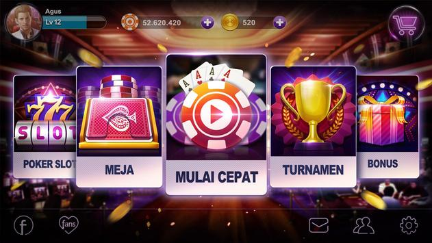 Artrix Poker(dulu Poker Indonesia) screenshot 14