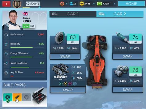 Motorsport Manager Racing screenshot 16