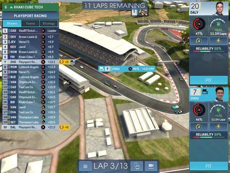 Motorsport Manager Racing screenshot 7