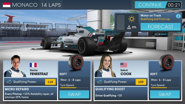 Motorsport Manager Racing screenshot 2