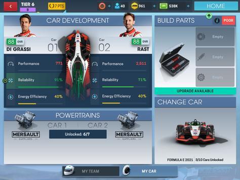 Motorsport Manager Racing screenshot 12