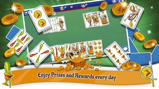 Chinchon Loco : Mega House of Cards, Games Online! screenshot 6