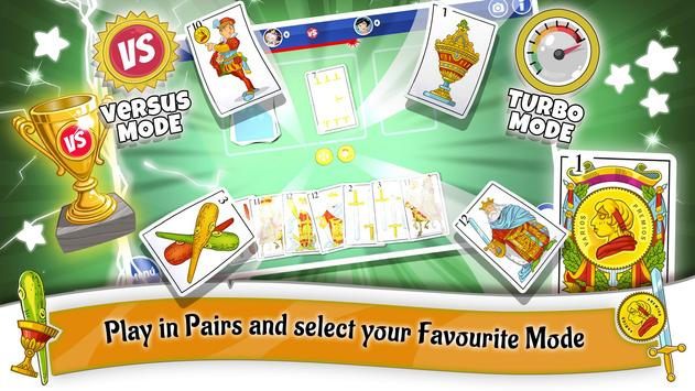 Chinchon Loco : Mega House of Cards, Games Online! 截圖 6
