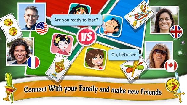 Chinchon Loco : Mega House of Cards, Games Online! 截圖 9