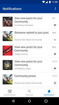 PlayStation Communities 截圖 3