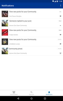 PlayStation Communities 截圖 7