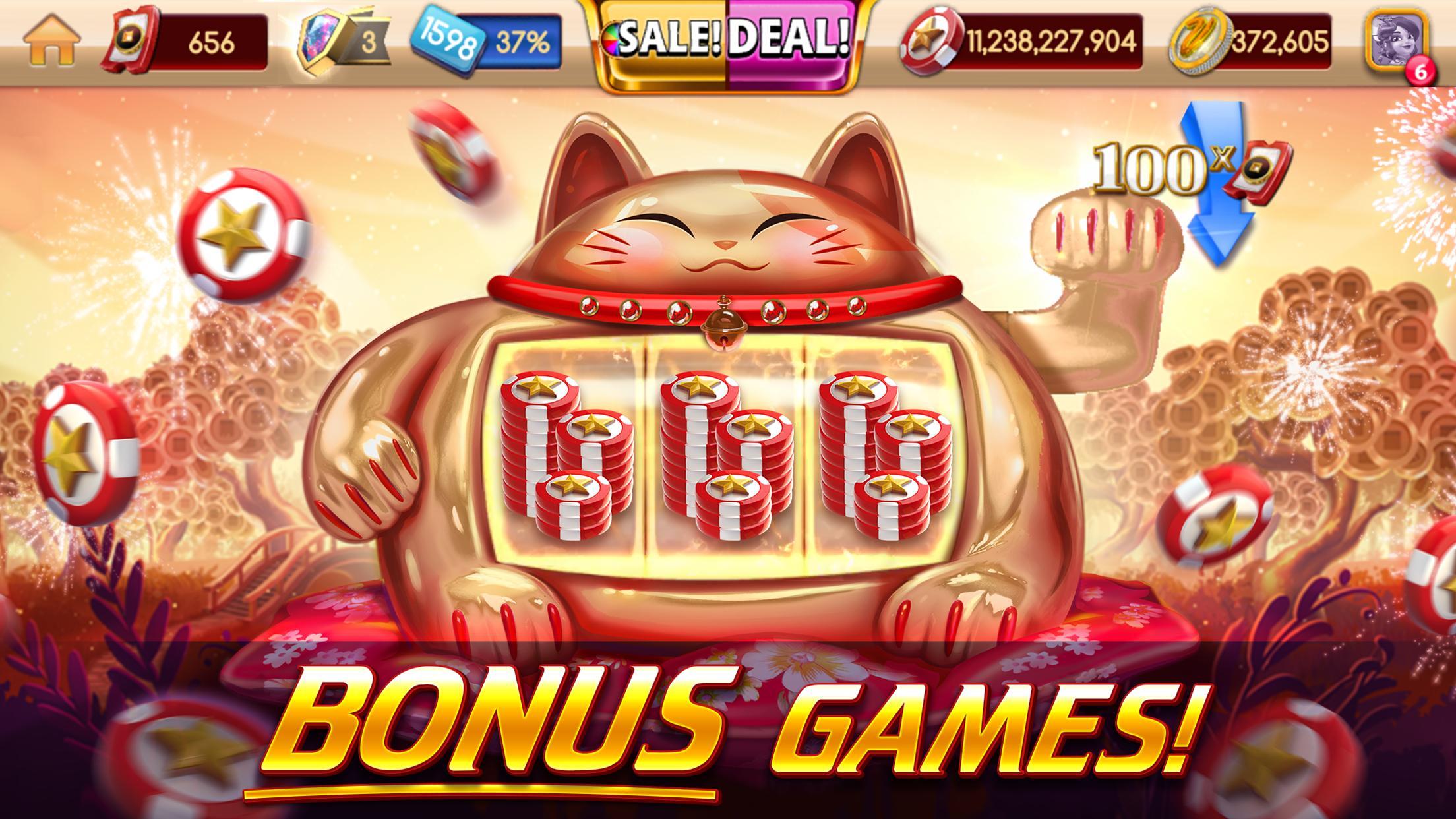 Slot Machines Konami