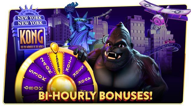 POP! Slots ™- Play Vegas Casino Slot Machines! الملصق