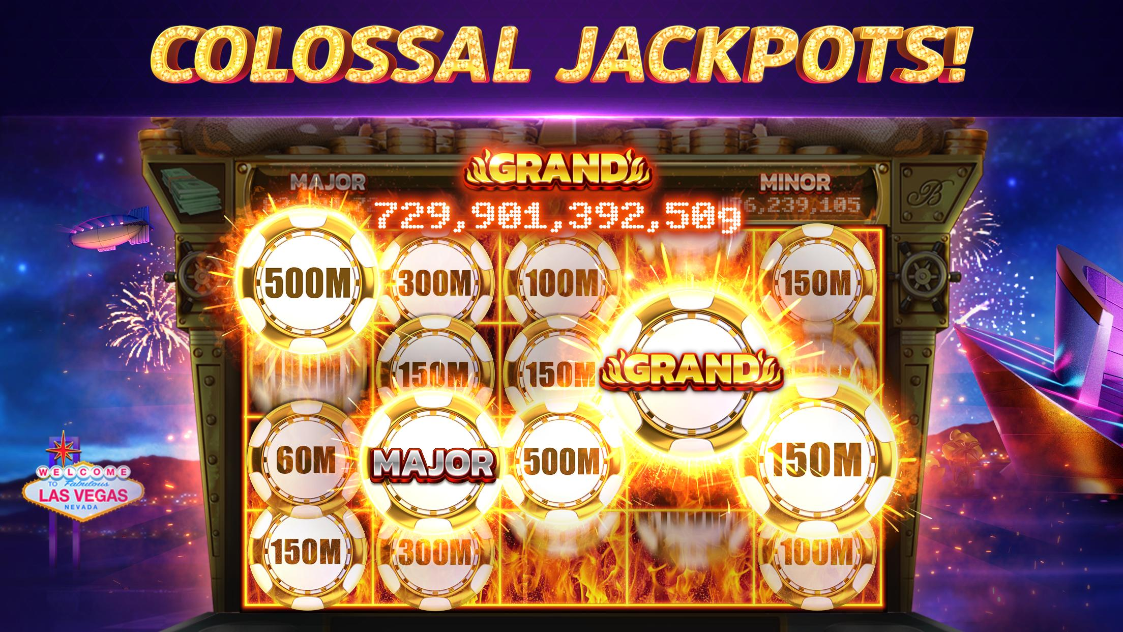 Pop Slots Free Vegas Casino Slot Machine Games For Android Apk Download