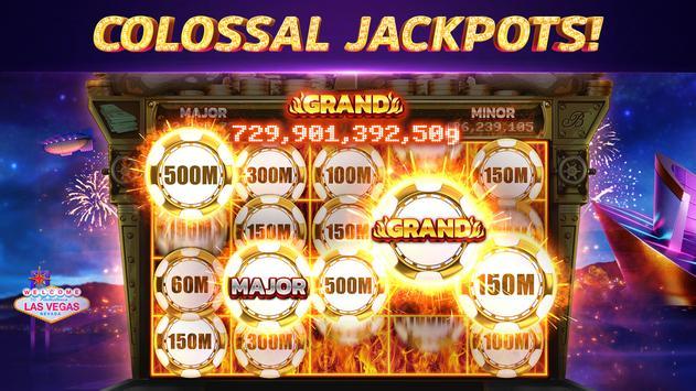 POP! Slots ™- Free Vegas Casino Slot Machine Games poster