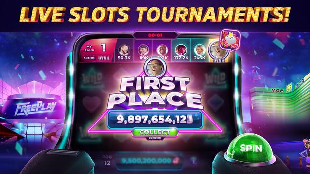 POP! Slots ™- Free Vegas Casino Slot Machine Games screenshot 1