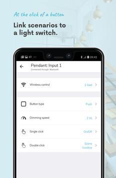 Plejd screenshot 5