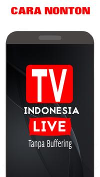 Tv Indonesia Live 2020- Nonton TV Online Indonesia screenshot 1