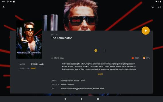 Plex screenshot 17