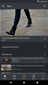 Plex screenshot 1