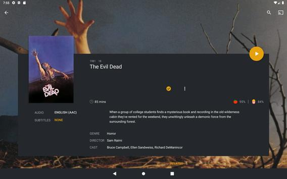 Plex screenshot 22