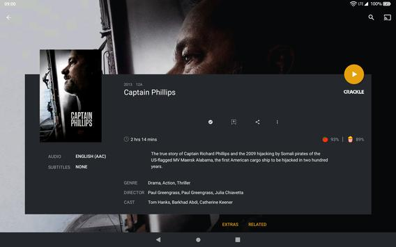 Plex capture d'écran 9