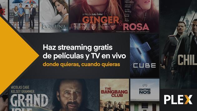 Streaming gratis de películas, TV en vivo y más Poster