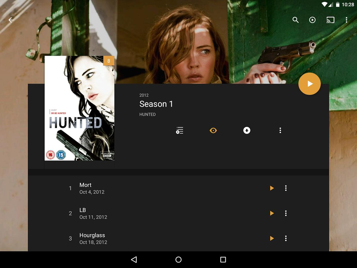 Plex Media Server cho Android - Tải về APK
