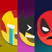 HeroMoji icon