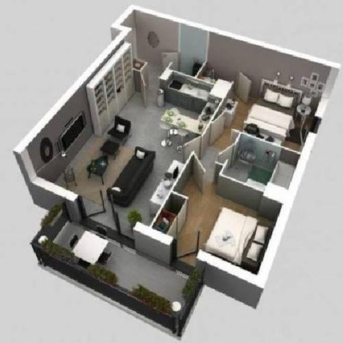 Desain Lantai Garasi Rumah Minimalis  300 denah rumah minimalis tips feng shui apk 1 0 6