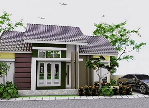 600+ Model Rumah minimalis Terbaru poster
