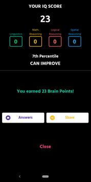 IQ Test screenshot 3