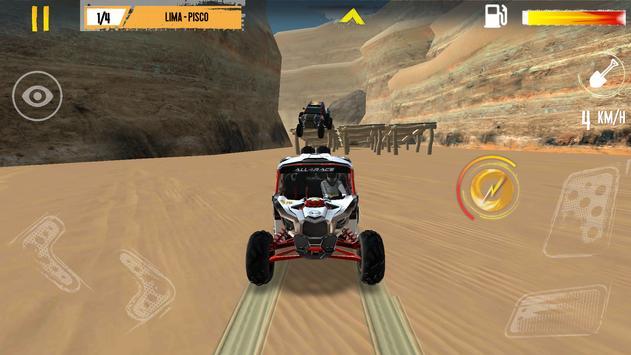 Dark Rally captura de pantalla 1