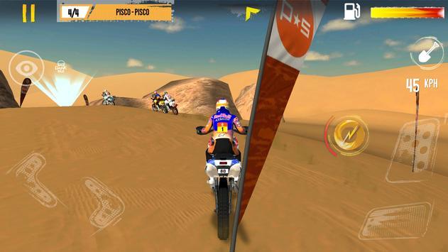 Dark Rally captura de pantalla 4