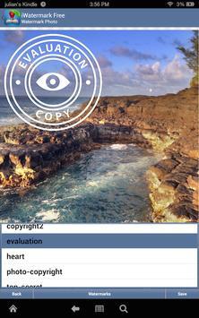 iWatermark-Watermark Photos with Logo, Text, QR... screenshot 2