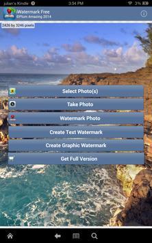 iWatermark Free screenshot 7