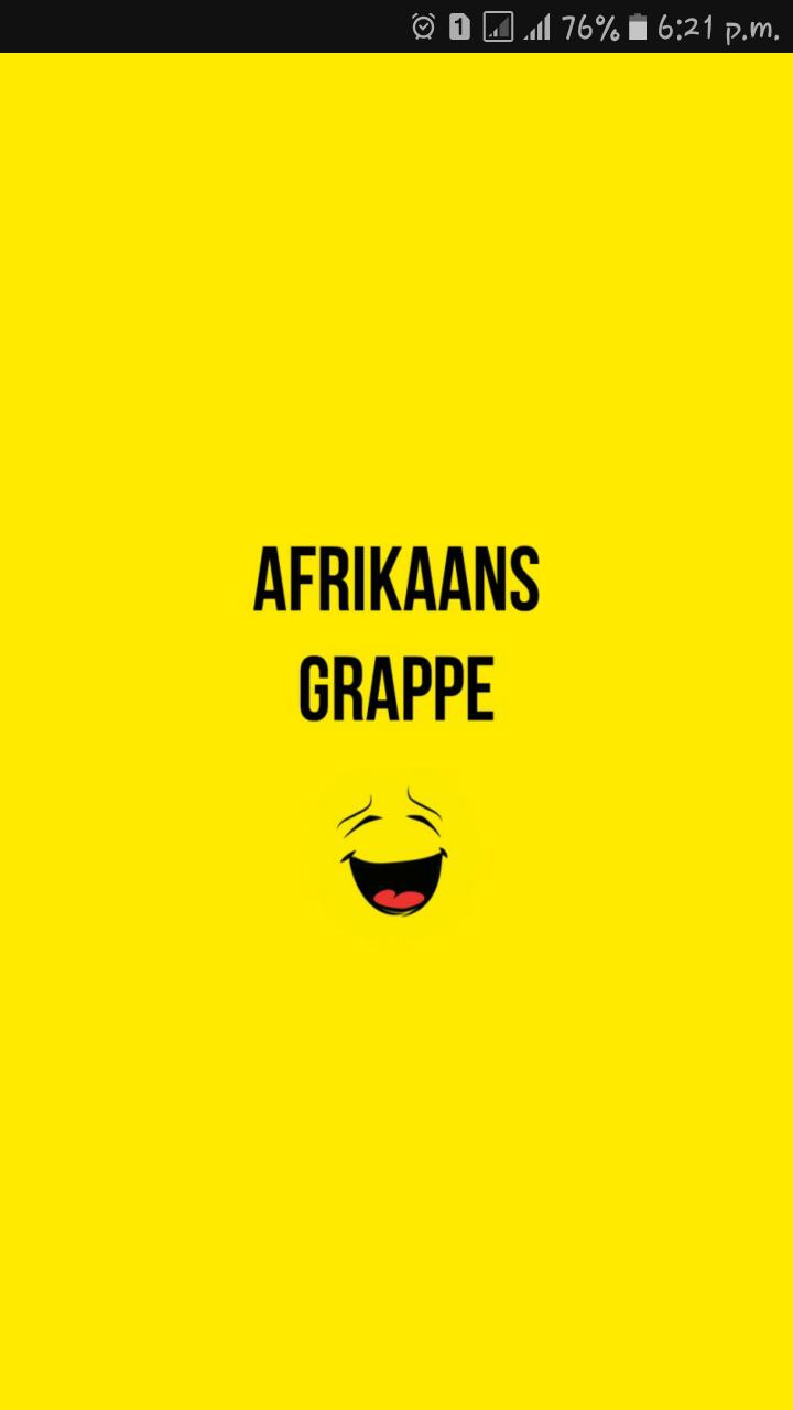 Afrikaans Grappe Jokes For Android Apk Download