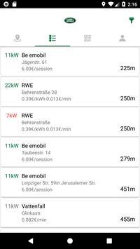 Land Rover Public Charging screenshot 2
