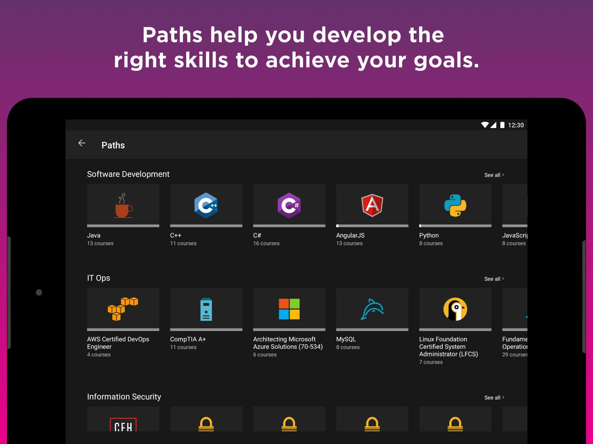 Pluralsight for Android - APK Download