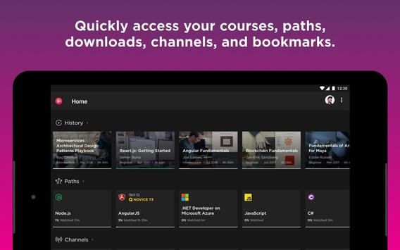 Pluralsight Screenshot 16