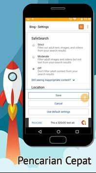 Bokep Plus Browser screenshot 1