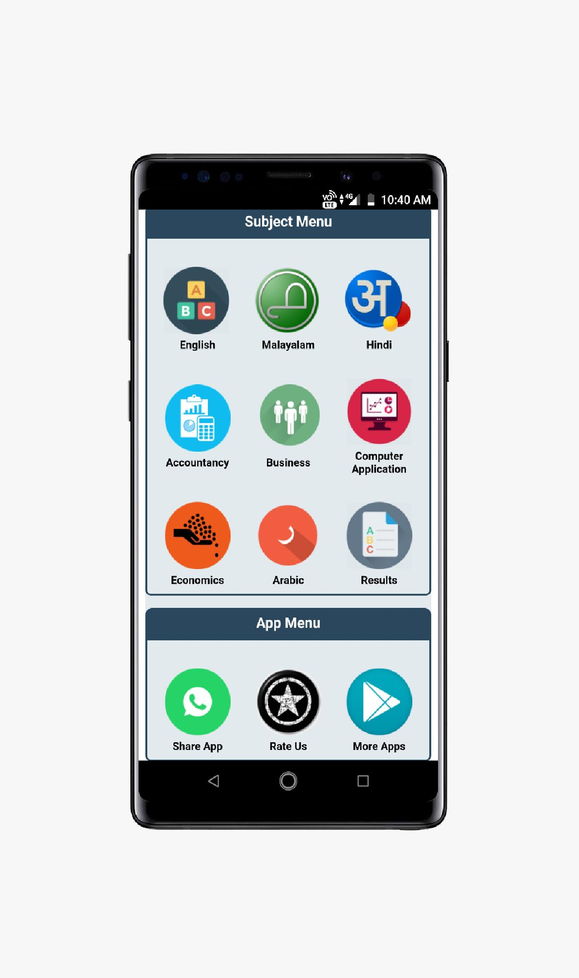 Plus Two Commerce for Android - APK Download