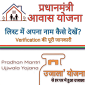 Pm Awas Yojana List - Ujjwala Yojana list guide icon