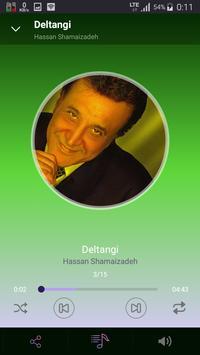 Hassan Shamaizadeh - songs offline screenshot 3