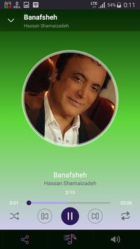 Hassan Shamaizadeh - songs offline screenshot 2