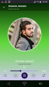 Saeed Kermani - songs offline screenshot 1