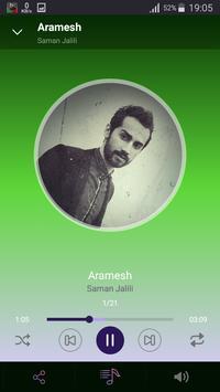 Saman Jalili - songs offline screenshot 1
