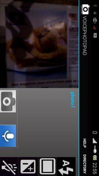 VOICEPHOTOPAD screenshot 2