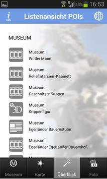 Egerland-Museum screenshot 4