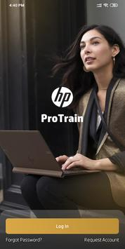 HP ProTrain Poster